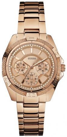 Guess Rose Gold U0235L3 Uhren
