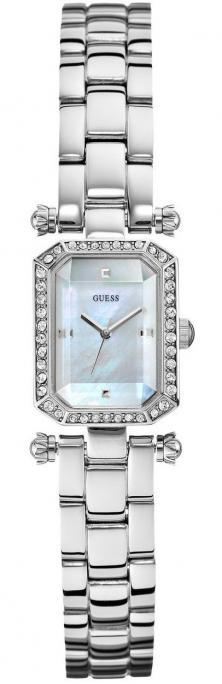 Guess Rectangular U0107L1 Uhren
