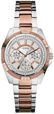 Guess Two Tone U0235L4 Uhren