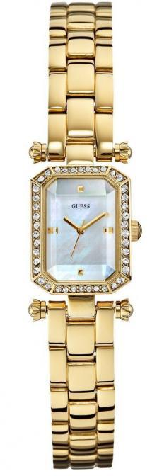 Guess Rectangular U0107L2 Uhren