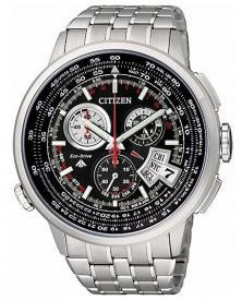 Citizen BY0011-50F Chrono Radiocontrolled Uhren