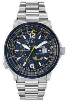 Citizen BJ7006-56L Promaster Blue Angels Uhren