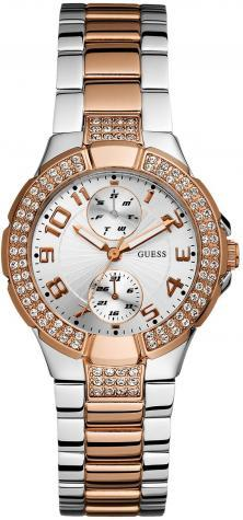Guess Prism Two Tone U13586L2 Uhren