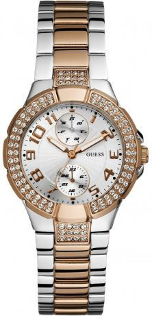 Guess Prism Two Tone W15072L2 Uhren